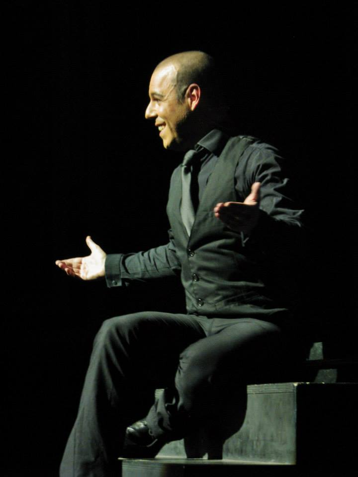 JC Corrales: «No busco ser famoso, quiero vivir de mi trabajo»