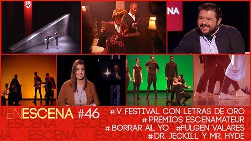 Este jueves, 20 de octubre, a las 23:35 h Jachas en el programa En Escena de Canal Extremadura TV