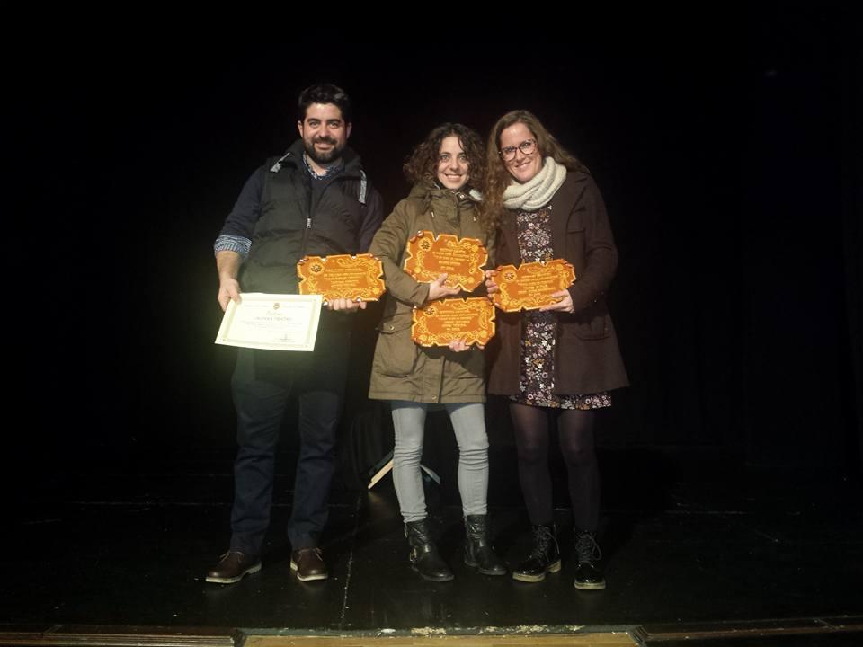 Jachas  recibe tres premios en Alba de Tormes
