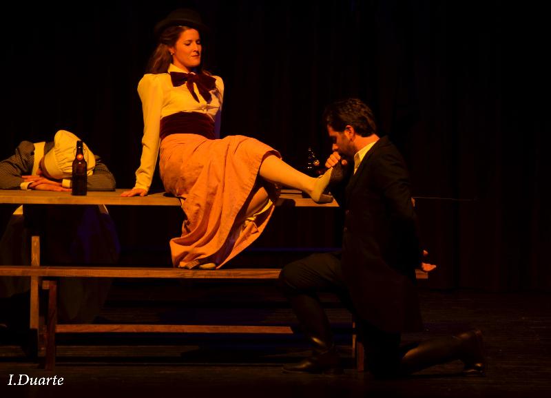Tres compañías de Cáceres, Elche y Valladolid, en el Festival de teatro aficionado