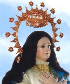 IV Jornadas Marianas del 24 al 29 de Noviembre, organizadas por Paladines de la Encamisá.
