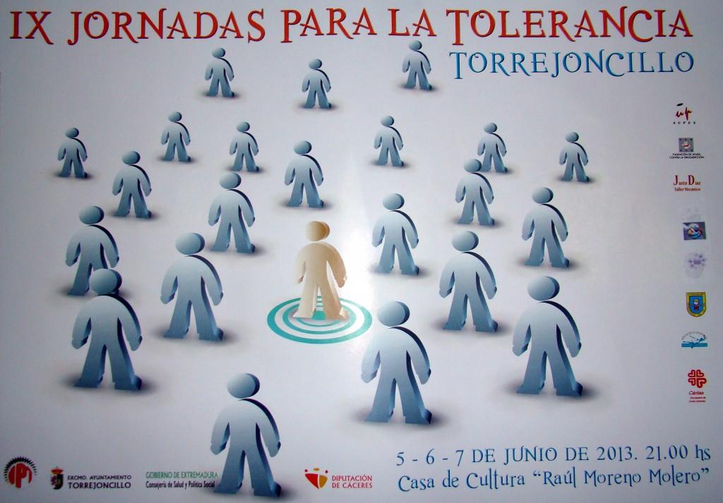 Jornadas Tolerancia 2013
