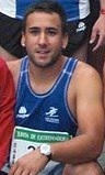 José Antonio Moreno Cantero gana en el Trail Sierra de Tentudía