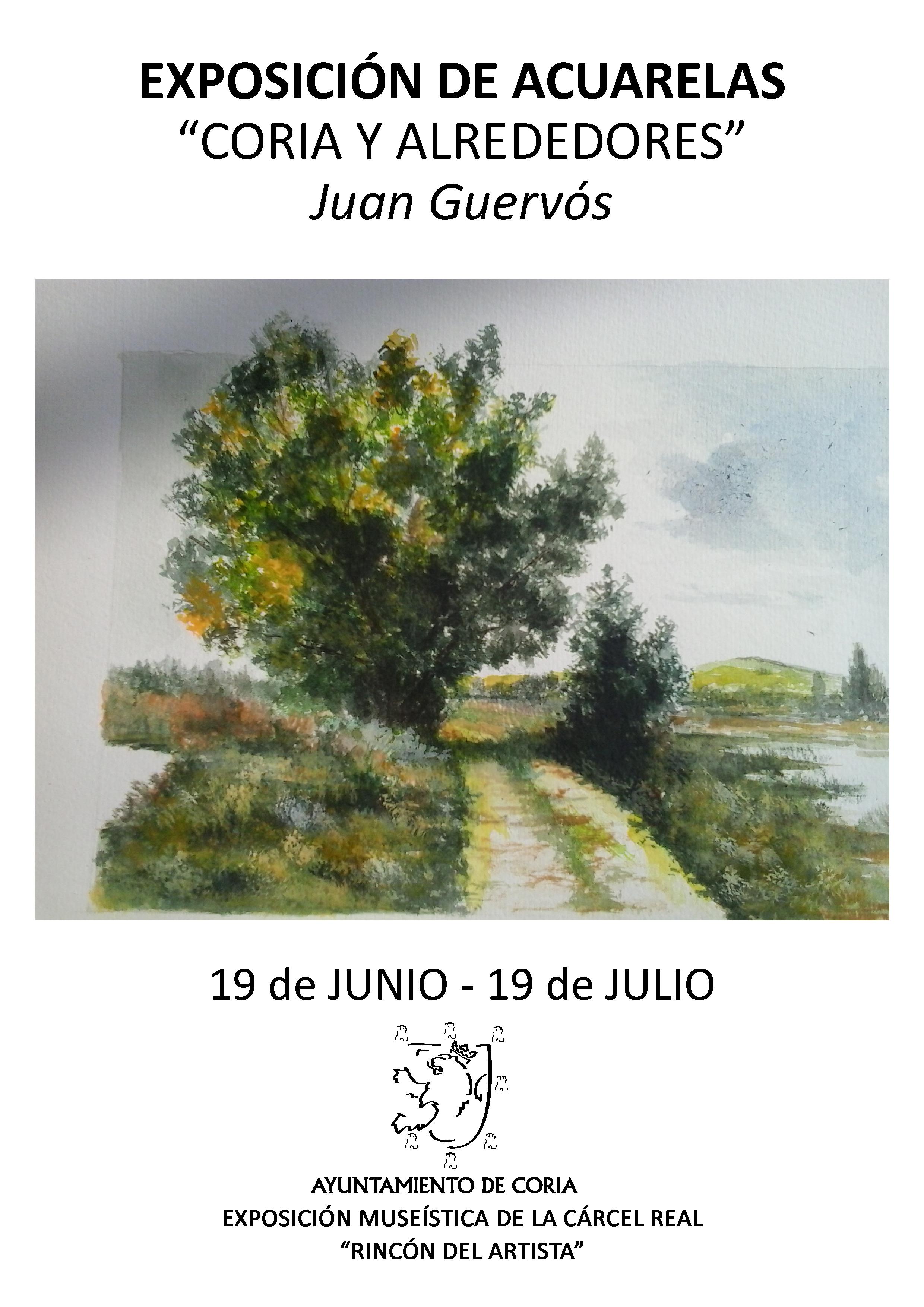 Exposiciones en la Cárcel Real y Casa de Cultura de Coria