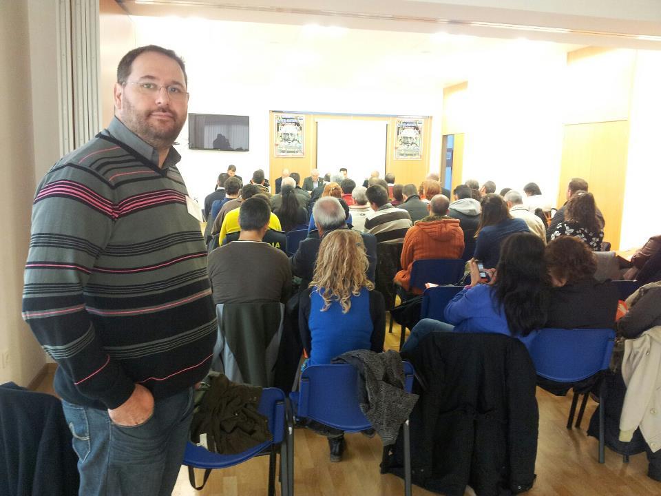 Juan Vecino estuvo presente en las X Jornadas Estatales de Educación Vial