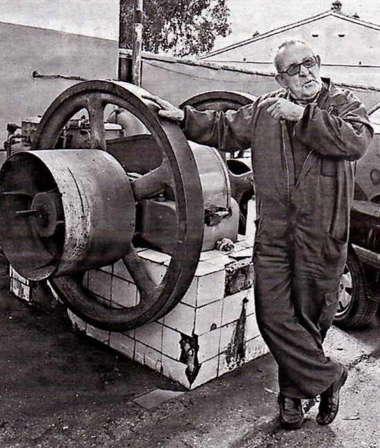 El inventor del microondas