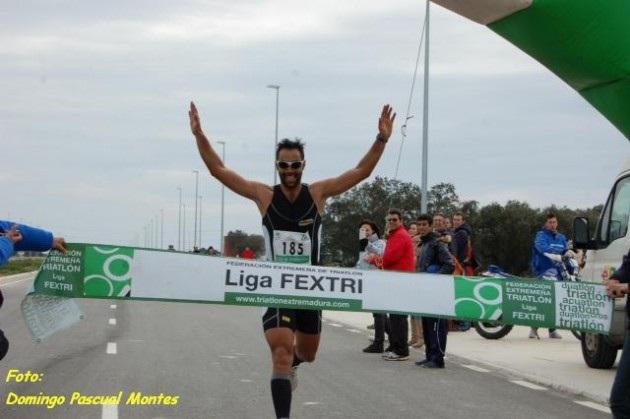 Francisco Ezequiel Lázaro «Kiko» vuelve a la competición con victoria en Navalmoral de la Mata
