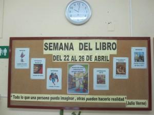 """El CEIP Batalla de Pavía celebra su """"Semana del Libro"""" - CEIP BATALLA DE PAVÍA"""