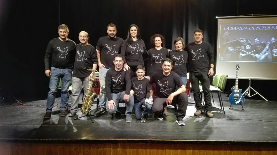 Ya podéis escuchar el programa de Radio Alfares presentación de la Banda de Peter Pan