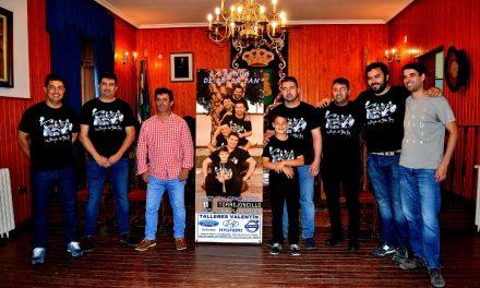 Presentación del concierto de la Banda de Peter Pan en Torrejoncillo