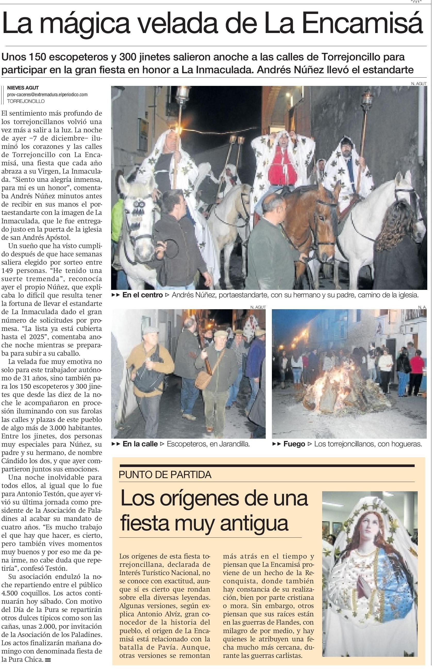 La Encamisá - El Periódico de Extremadura-page-001