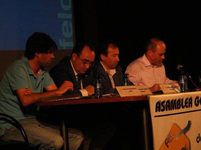 Leví, Cortés, Laureano León y Fuentes, este miércoles en Torrejoncillo - RADIO INTERIOR