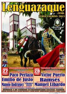 Lenguazaque 2013