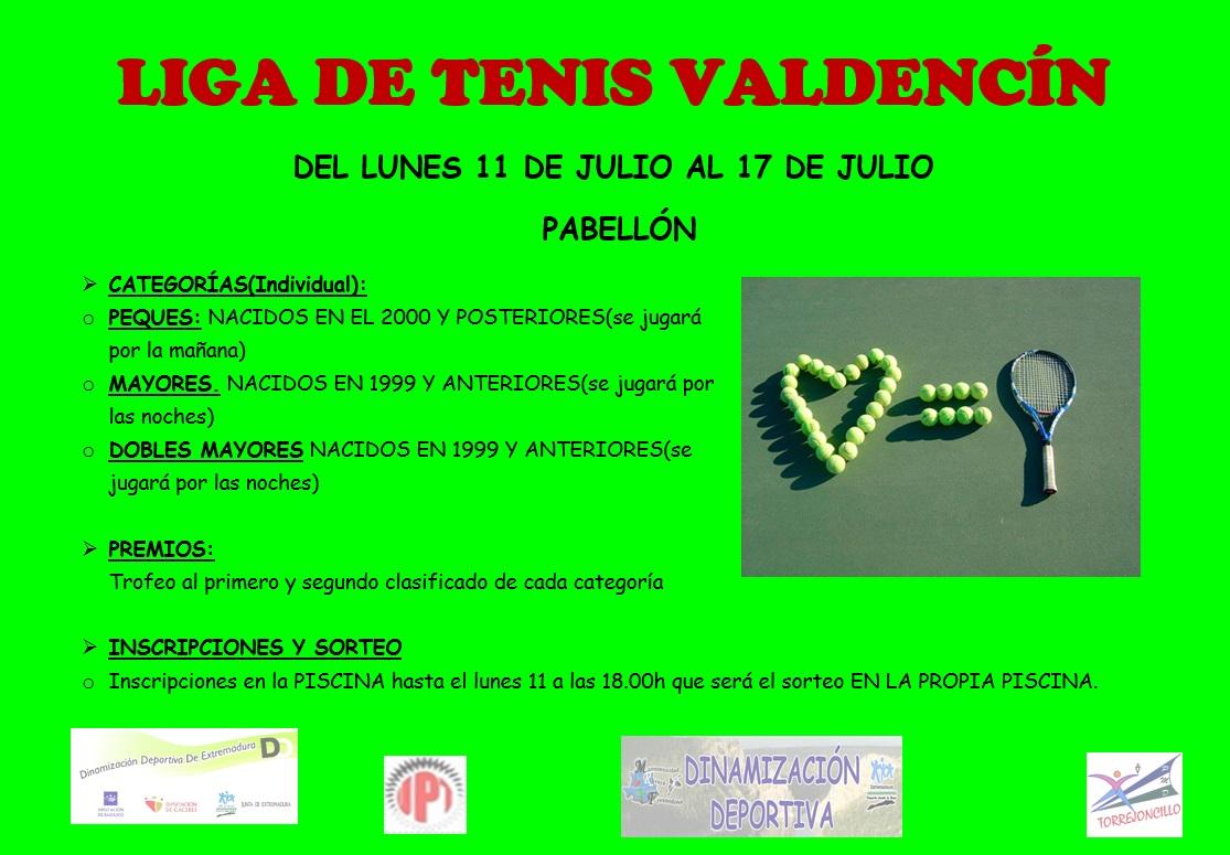 Liga Tenis Valden