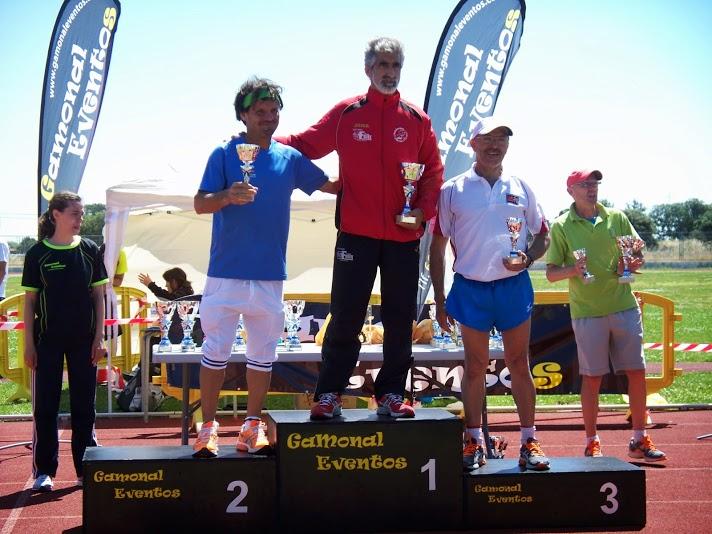 Lorenzo Moreno vuelve a pisar el podium en la I Carrera «La Dehesa Extremeña» en Navalmoral de la Mata