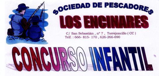 Nota informativa de la Sociedad de Pescadores Los Encinares