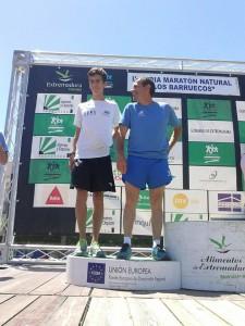 Pepe y David Moreno, pasado, presente y futuro del atletismo torrejoncillano - WEB OFICIAL DE LA PRUEBA