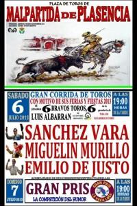 Malpartida de Plasencia Emilio de Justo