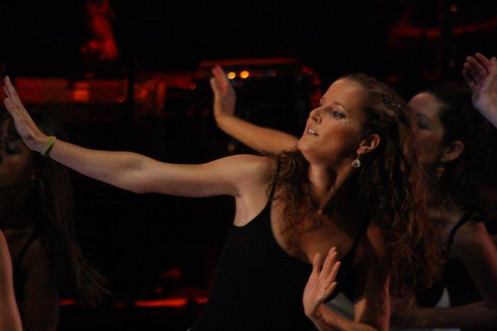 Mara Nuñez participó en el IX «África en Danza» de Badajoz