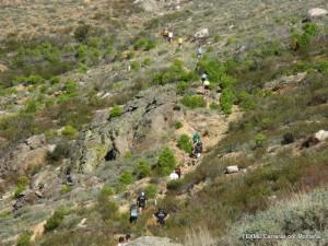 Los corredores deberán atravesar las sierras cercanas a Torrejoncillo - FEXME