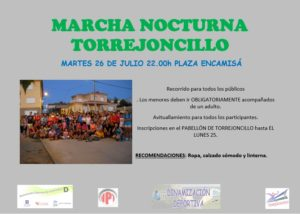 Marcha Nocturna Torre