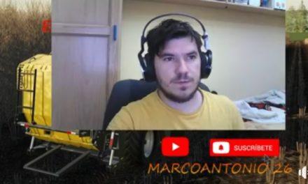 24 horas de música en directo con MARCOANTONIO26