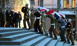 Funeral Margaret Thatcher