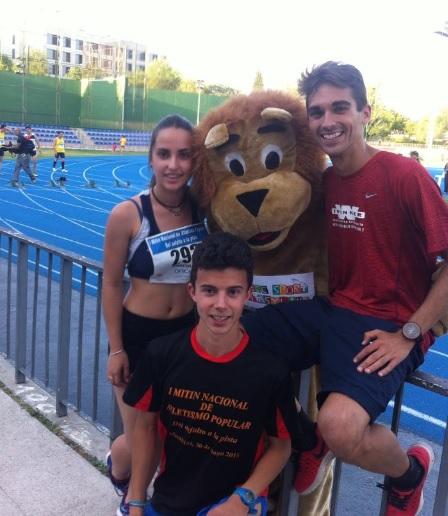 Atletismo: desde Madrid a Las Hurdes