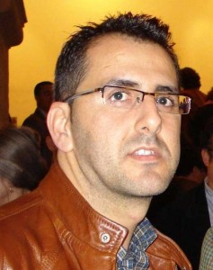 El poeta torrejoncillano Mario Lourtau - CEDIDA