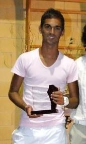 Mario Mirabel ganador de la Kini Carrasco