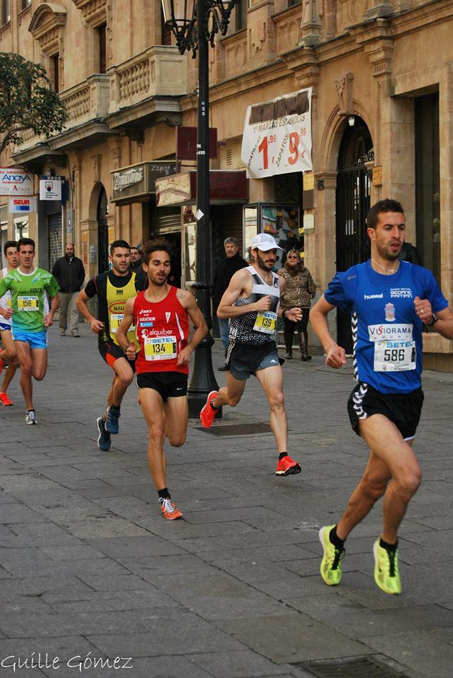 Mario Mirabel se corona en Salamanca