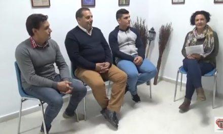 Entrevista al Mayordomo de la Encamisá 2017