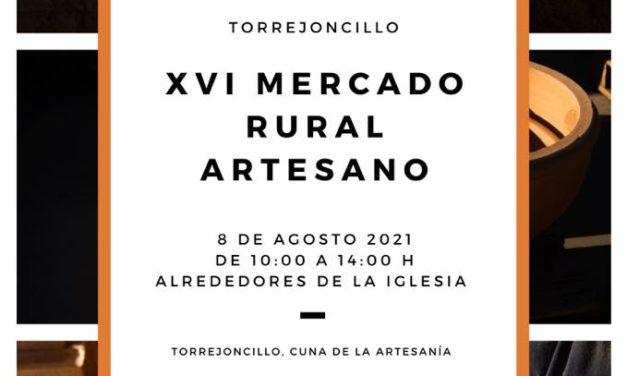 XVI MERCADO RURAL ARTESANO