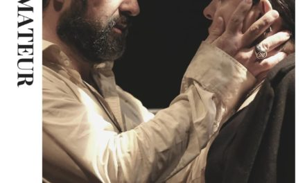 MISERERE de Jachas Teatro es portada nacional del boletín digital de Escenamateur