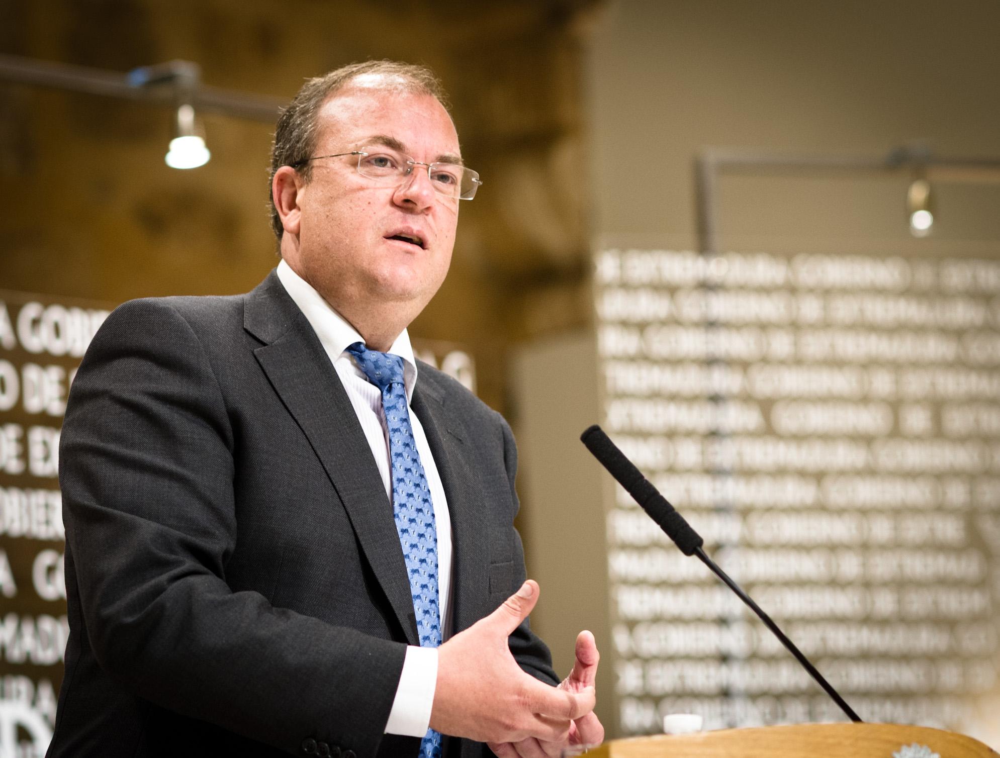 El presidente extremeño, José Antonio Monago, visita este miércoles Torrejoncillo