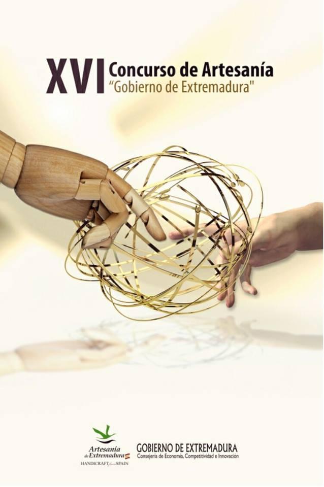 Artesanos torrejoncillanos finalistas en el XVI Concurso de Artesanía del Gobex