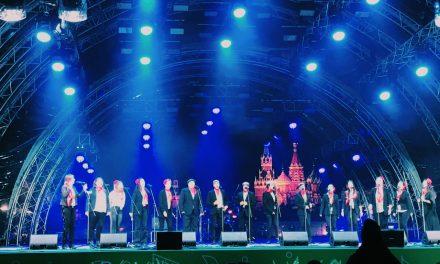 Premio del Público en el  Festival de Moscú Spring Acappella