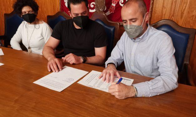 Firmado Convenio de Colaboración con la OSCEC