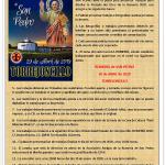 CONCURSO  PARA LA PORTADA DEL LIBRO DE LA R0MERÍA  2020