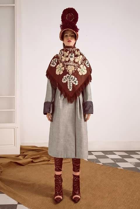 El Pañuelo del Gajo vuelve a la Revista Vogue