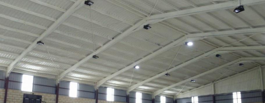 El Pabellón de Deportes de Valdencín reabre sus puertas