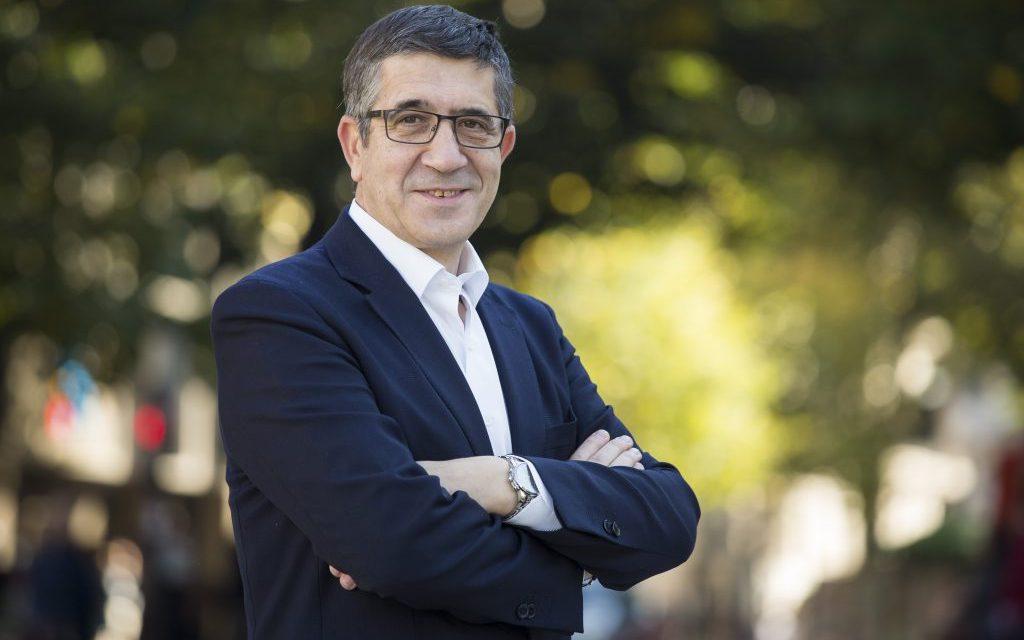 Patxi López acompañará a Ricardo Rodrigo en un acto público en Torrejoncillo