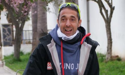 Mario Mirabel gana en La Vinosilla y Pedro José Hernández en el Maratón de Zumaia