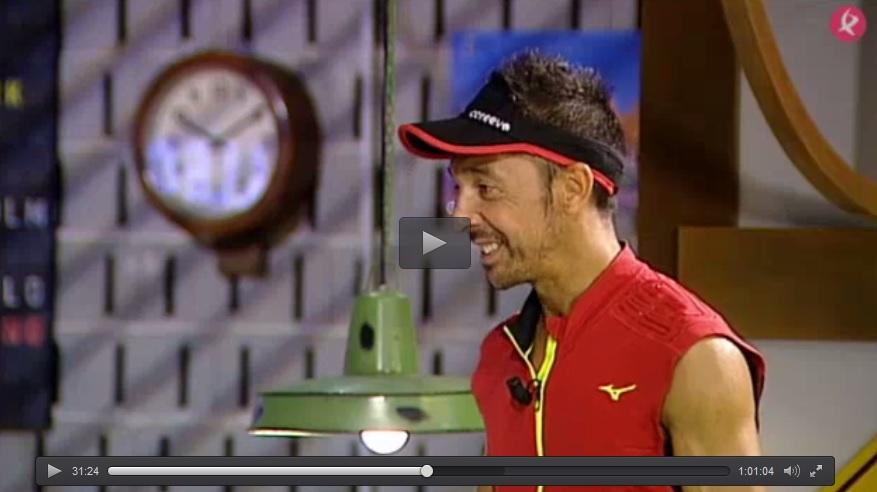 Pedro José Hernández gana por séptima vez la Subida al Portezuelo, Mario Mirabel tercero en 29 Media Maratón Elvas-Badajoz (Contiene video)