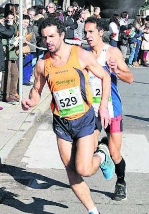 Pedro José Hernández segundo en la Media Maratón de Plasencia
