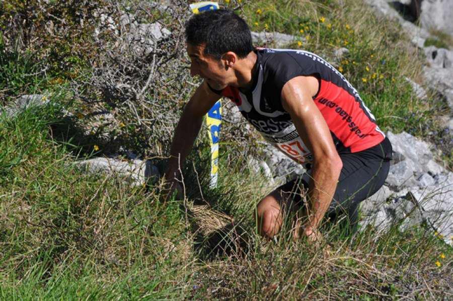 Pedro José Hernández terminó 11º en Otañes (Cantabria) - CEDIDA