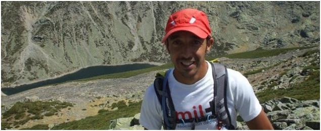 Pedro J. Hernández cumple su n-ésimo reto: Integral Valle del Jerte en 27 horas