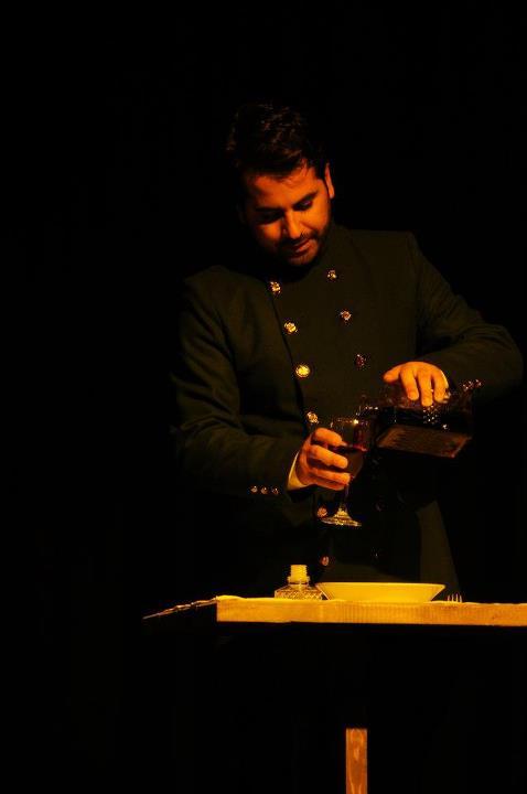 Un torrejoncillano leerá el manifiesto del día Mundial del Teatro en el Gran Teatro de Cáceres