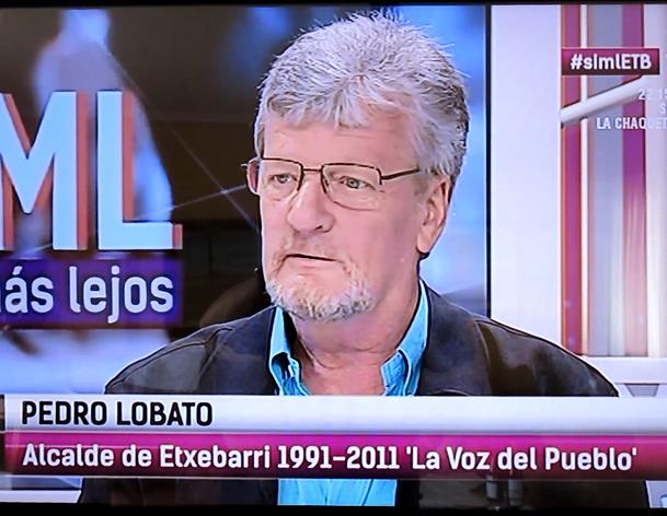 Pedro Lobato dará una conferencia en Zalla