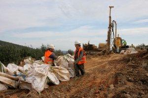 El boom de empleo de la mina de Pedroso aún deberá esperar